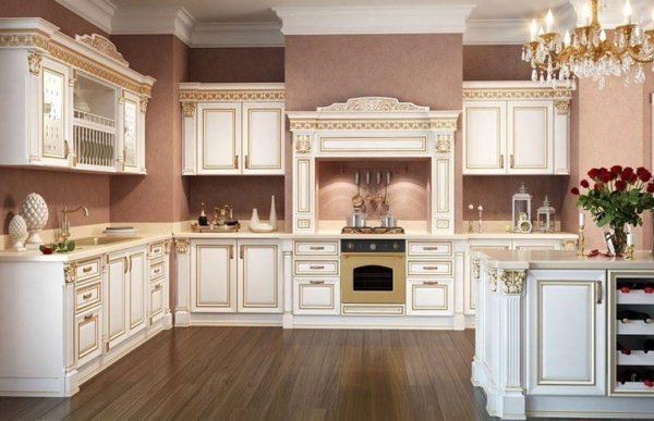 Кухня Инфинити