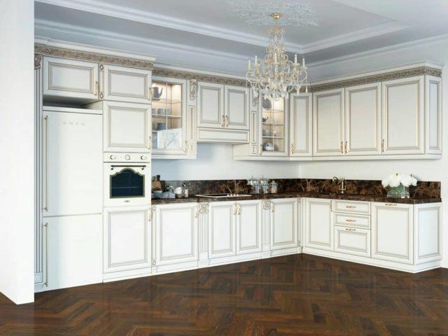 Кухня Алиери