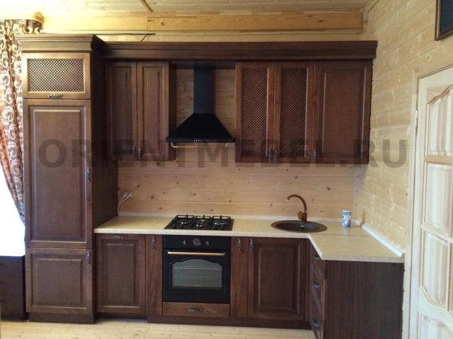 Кухня Березка