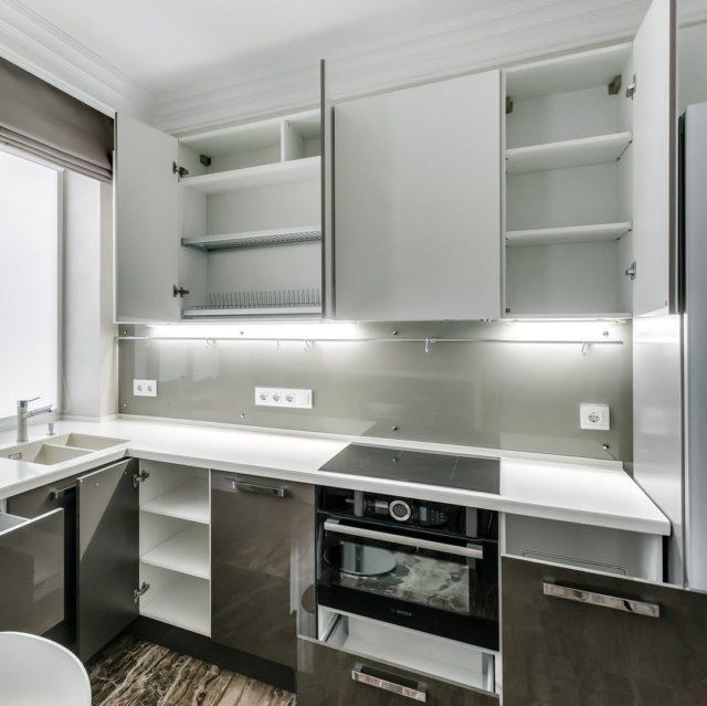 Кухня Alvic Luxe