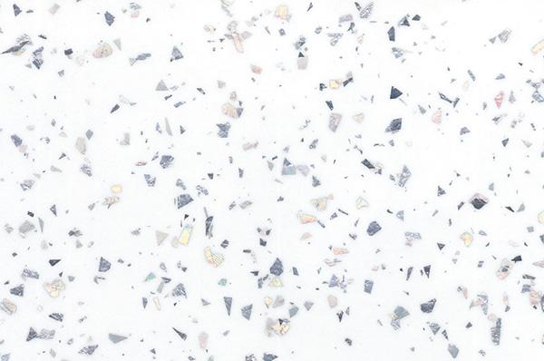Столешница Белая искра