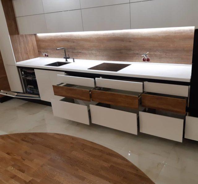 Кухня Альфрац