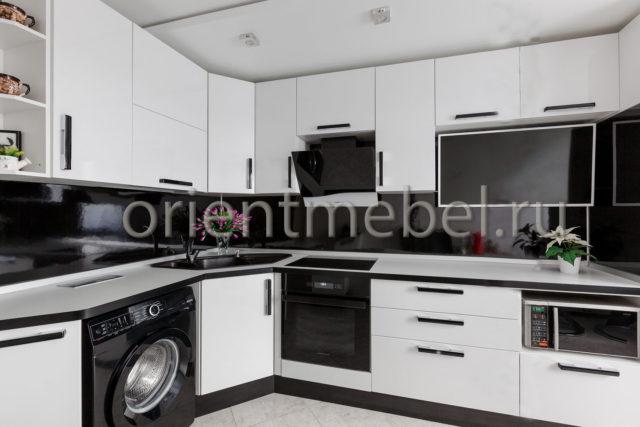 Кухня Белая AGT 601