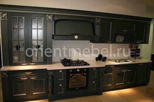 Кухня Терра Black