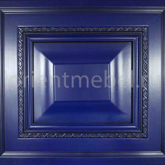 Фасад Мирена  Синяя