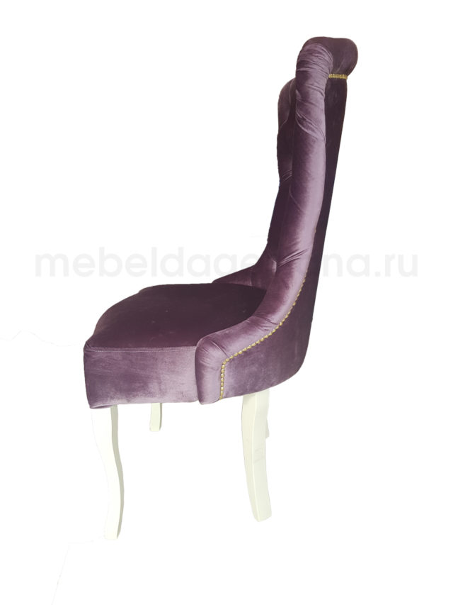 Стул-кресло мягкий