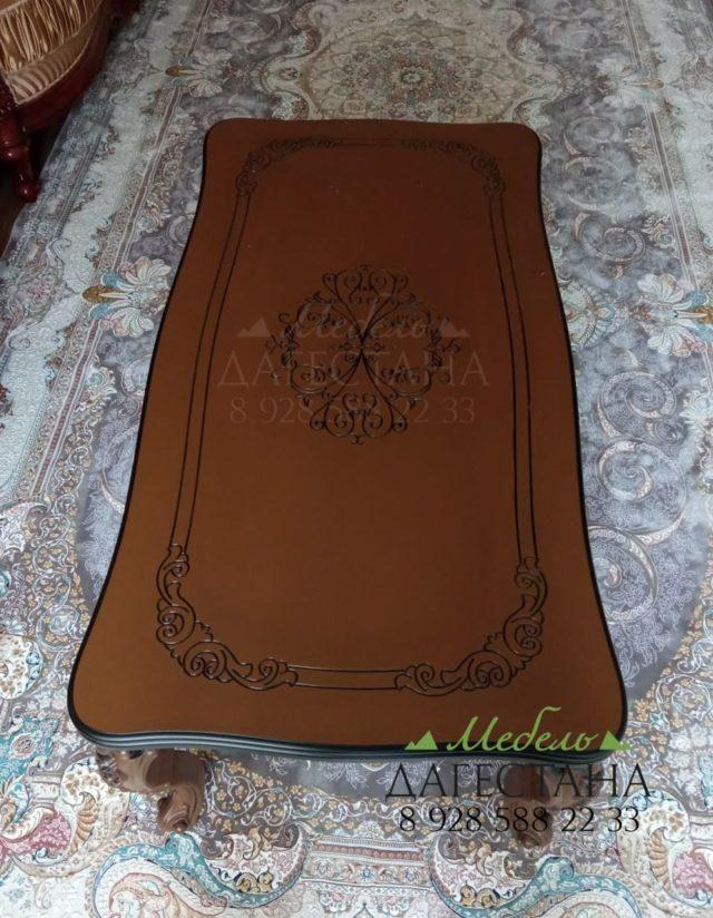 Столик Романо коричневый