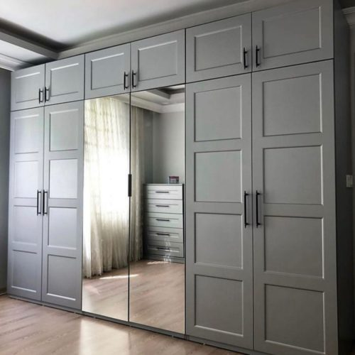 Шкаф гардеробная от компании мебель дагестана
