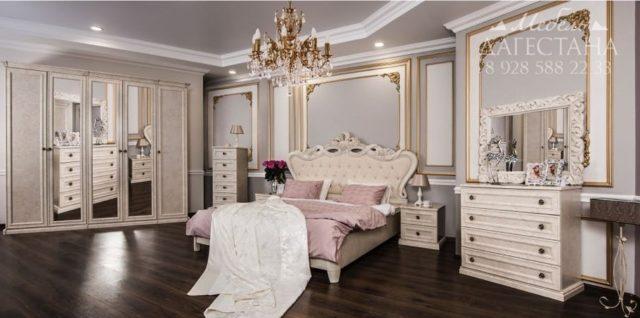 Спальня Афина крем корень