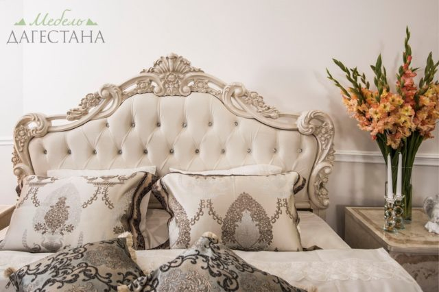 Спальня Патрисия бежевая