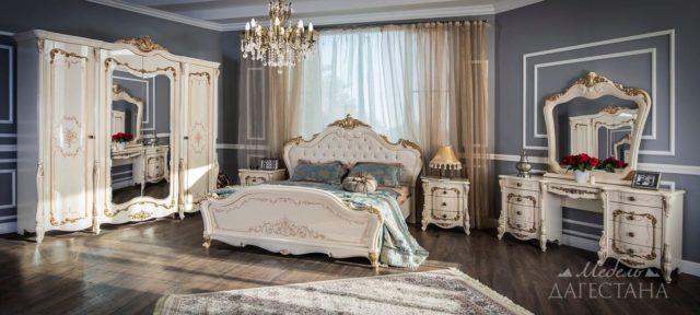 Спальня Энрике