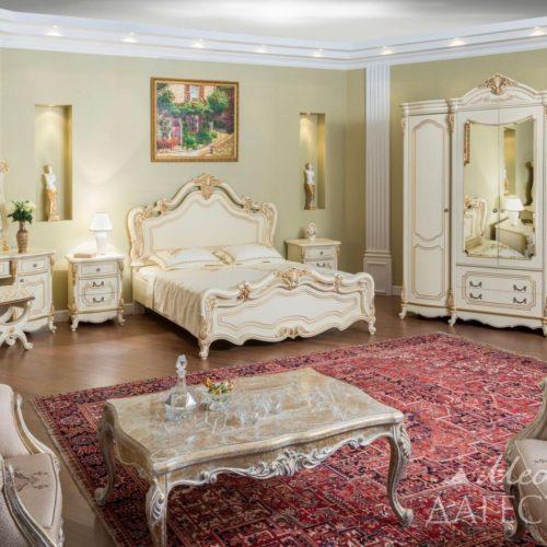 Спальня Мона Лиза крем