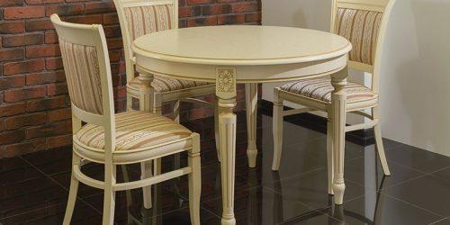 Столы и стулья на заказ из Дагестана